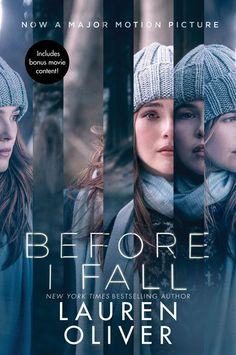 Before I Fall movie tie-in edition by Lauren Oliver