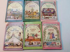 Have an avid reader who will love these? Cynthia Rylant #CobbleStreetCousins Full Set Childrens Books #1-6, Ages 7-10 Ex