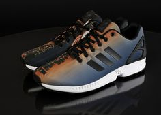promo code bde1b ec273 Mosh Pits, Sunsets, Chicago, Droplets   the adidas ZX Flux
