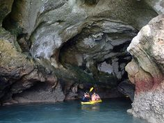 **Sea Kayaking in Phang Nga Bay**  One of the top 5 things to do in Thailand. Read more!