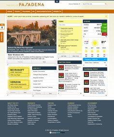 City of Pasadena using Prime to enhance their SharePoint website