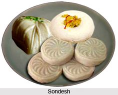 Sondesh is a Traditional Bengali Sweet prepared with milk, sugar and other ingredients. For the recipe visit the page. #sweet #dessert #recipe
