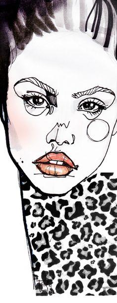 Illustration by Sara Ligari