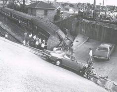 Granville Train Disaster 18 January 1977.