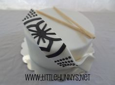 Karate Kid/Mr Miyagi Cake
