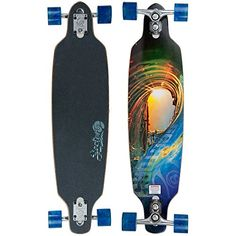 Sector 9 Fractal Complete Skateboard, 9.0 x 36.0-Inch  http://www.bestdealstoys.com/sector-9-fractal-complete-skateboard-9-0-x-36-0-inch/