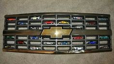 Chevy shelf
