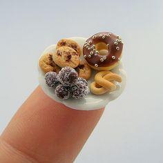 mini mini donuts & cookies - Shay Aaron