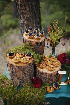 Woodland Jewel-Toned Styled Shoot | Denver, CO