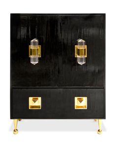 Jonathan Adler Crawford Cabinet $4,950.00
