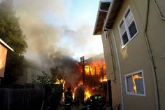 FEATURED POST  @local55oakland -  #workingfire this evening on 105th Ave. 2 story residential with fire on the first and second floors. Engine crews made an aggressive attack interior while Truck 7 cut several vertical ventilation holes. #oakland . CHECK OUT! http://ift.tt/2aftxS9 . Facebook- chiefmiller1 Snapchat- chief_miller Periscope -chief_miller Tumbr- chief-miller Twitter - chief_miller YouTube- chief miller  Use #chiefmiller in your post! .  #firetruck #firedepartment #fireman…