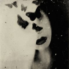 But night comes and starts to sing to me ~ Pablo neruda Dark Photography, Black And White Photography, Photographie Art Corps, Forest Fairy, The Villain, Faeries, Dark Art, Wall Collage, Art Inspo