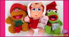 Vintage Muppets from McD's