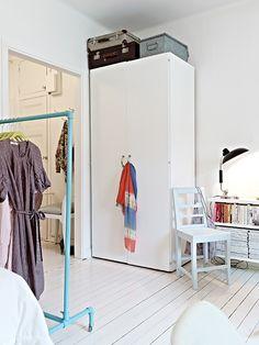 clothes rack @Lara Collins