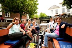 Boat Tour - Experience The Hague with The Hague Boat Tour