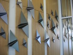 Samuel U. Rodgers Health Center Donor Wall designed by Willoughby, fabricated by Star Signs
