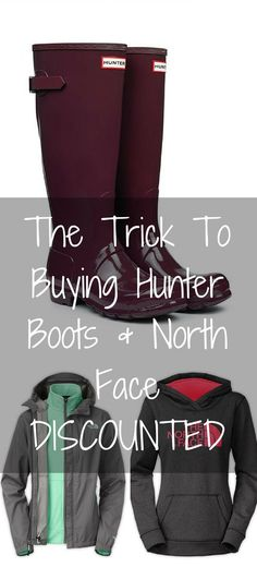 Sale Happening Now! Shop The North Face, Hunter Boots, UGGS and other brands at up to 70% off retail prices with the free Poshmark app. Click image to install now!