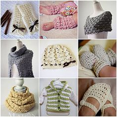 great site for crocheting, knitting and felt inspiration!
