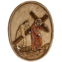 V estación Vía Crucis piedra Bethléem   venta online en HOLYART