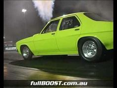 Nitrous big block V8 Holden HZ runs 8.93 at 152mph