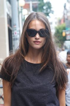Street Chic Beauty New York - Beauty Trends and Tips from New York City - Elle