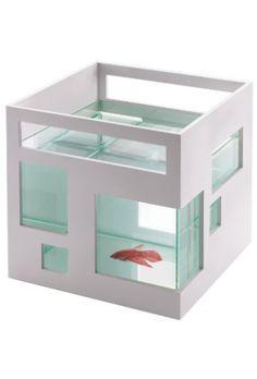 Fish Hotel Aquarium - holiday Christmas gift idea
