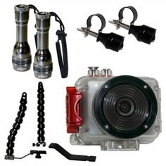 For the 6th day of Christmas we present to thee: the Intova Sport Pro Camera and Lighting System for all your underwater photography! http://aquaviews.net/scuba-gear/aquaviews-twelve-days-christmas-intova-sport-pro-camera-lighting-system/