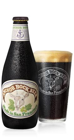 Anchor Steam Bock beer for springtime: The dark satiny texture of Anchor Bock®, with its rich hints of chocolate, caramel and roasted barley, is our interpretation of the strong German beers that signal the coming of spring.