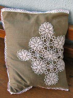 Tecido, crochê, bordado - artesanum com