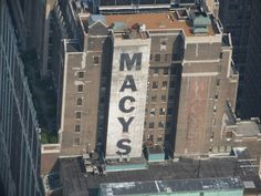 Oldest Macy's in NY