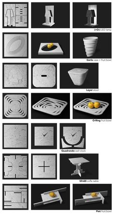 You'll Never Look at a 40x40cm Marble Tile the Same Way Again! | http://www.yatzer.com/40x40-paolo-ulian-moreno-ratti