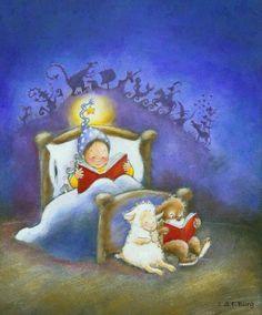 Reading magic*