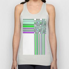 Re-Created Southern Cross XXIV Unisex Tank Top by Robert S. Lee - $22.00