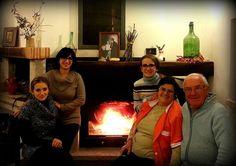 la #famiglia del Fascinaro quasi al completo..con l'aiuto di tutti siamo riusciti a diventare ciò che siamo! #family #love #passion #hardwork #agritourism #ilfascinaro #sentirsiacasafuoricasa