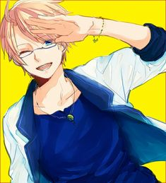 Axis Powers: Hetalia, United States, Yellow Background, Allied Forces