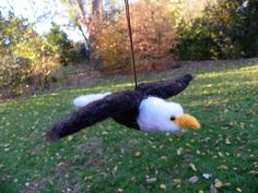 Karen Makes Stuff: Fly Like An Eagle