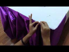 จับจีบผ้าลายสับปะรด ปวส ห้อง1/6 - YouTube