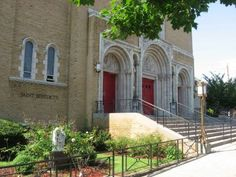 My old church, St Benedict's, Catholic on Otis Avenue in the Throgs Neck section of the Bronx.