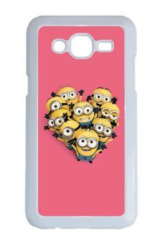 Minion Love -  Minyonos Samsung Galaxy J5 tok Galaxy J5, Samsung Galaxy, Minions Love, Phone Cases, Phone Case, Minion Stuff