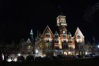 Abandoned Topeka State Hospital for the Criminally Insane....super spooky