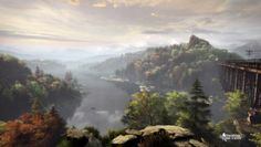 Yesterday saw the launch of The Vanishing of Ethan Carter Redux, a second edition of the popular adventure title from The Astronauts. This new edition brought a 'prototype' virtual reality (VR) experience alongside it, which Creative Director, Adrian Ps4, Playstation, Xbox, Latest Video Games, Video Game News, Nintendo Switch, Mystery Games, The Vanishing, Background Pictures
