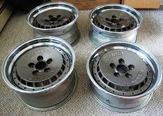 3 piece Ronal Tacing Turbo wheels Weld Wheels, Truck Wheels, Mercedes Wheels, Saab Turbo, Audi A6 Avant, Shiny Shoes, Rims For Cars, Racing Wheel, Chrome Wheels