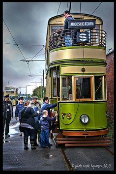 Birkenhead tram.  Liverpool (NMC because, really if it's Birkenhead, it isn't Liverpool; they are two distinct places and don't occupy the same space....)