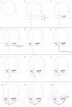 karin s blog zeichnen lernen on pinterest how to draw