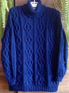 Вязание это хобби Cable Knitting, Sweater Knitting Patterns, Knitting Designs, Knit Patterns, Free Knitting, Knit Or Crochet, Knitwear, Winter Fashion, Men Sweater