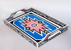 Esther Mahlangu South African Decor, Container Bar, African Patterns, Geometric Painting, Jewelry Dish, African Culture, Aboriginal Art, Art Club, Surreal Art