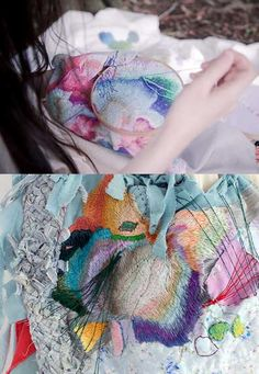 mikapoka: embroidering delicate stories http://www.mikapoka.com/2012/02/embroidering-delicate-stories.html