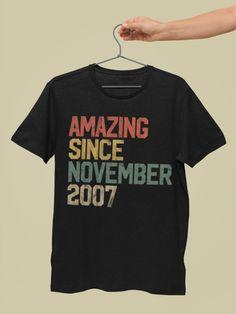 12th Birthday Shirt Boy 12 Year Old 12th Birthday Gifts Kids Gift Ideas Age Twelve Year Old Birthday Shirt Boys 12th Birthday Shirt