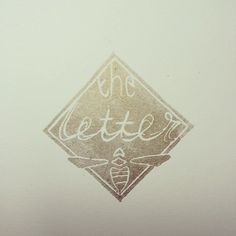 Finally I have a logo I might sick with #theletterb