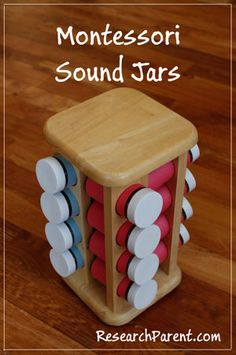 Montessori Sound Jars - Help Preschoolers and Kindergarteners Learn to Listen Carefully to Match Sounds - ResearchParent.com